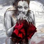 """Hope"" oil on canvas"