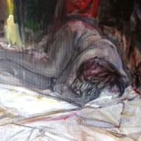 """"""" Untiitled """" Acyrilic on canvas"""