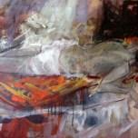 """ Untitled "" Acyrilic on canvas"