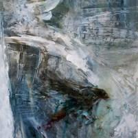 """Death of a bird"" Acyrilic on canvas"